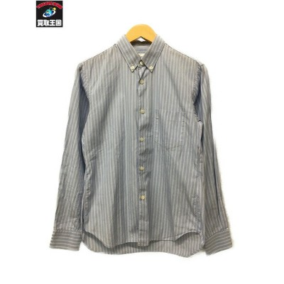 COMME des GARCONS SHIRT ストライプシャツ S【中古】