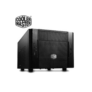 【クーラーマスター(CoolerMaster)】ELITE 130 CUBE Mini-ITXケース RC-130-KKN1-JP