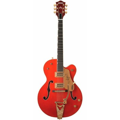 Gretsch(グレッチ)G6120 Chet Atkins Hollow Body【Orange Stain】