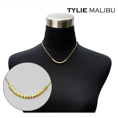 TYLIE MALIBU タイリーマリブ Gold Necklaces ネックレス SKUN-052G