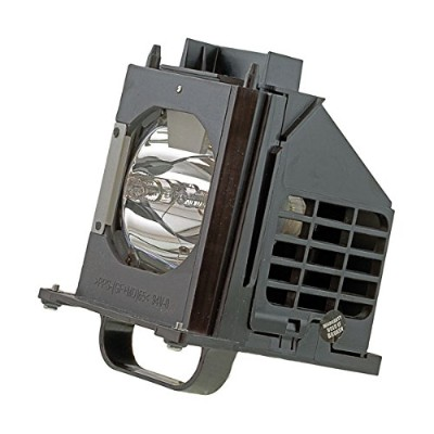Mitsubishi WD65835 Rear Projector TV Assembly with OEM Bulb and オリジナル ハウジング 『汎用品』(海外取寄せ品)