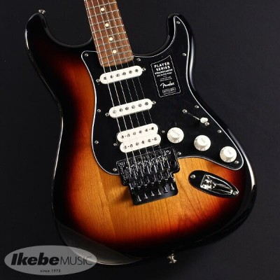 Fender MEX《フェンダー》Player Stratocaster with Floyd Rose HSS (3-Color Sunburst/Pau Ferro) [Made In...