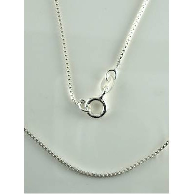 【61cm】SILVER NECKLACE(925シルバーチェーン)