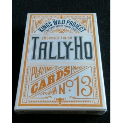 Kings WildプロジェクトLimited Edition Tally Ho Playing Cards Rareジャクソンロビンソン