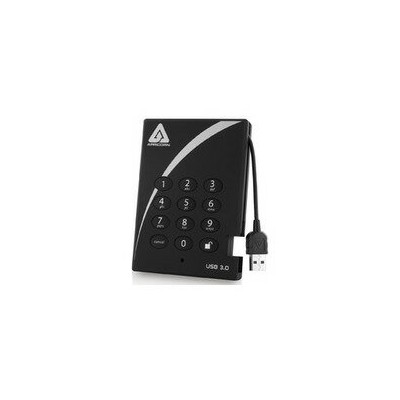 Apricorn Aegis Padlock USB 3.0 - Solid State Drive A25-3PL256-S2000 (R2)(A25-3PL256-S2000(R2)) 目安在庫...