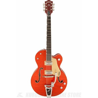 Gretsch G6120SSL Brian Setzer Nashville (Orange Lacquer)《エレキギター》【送料無料】