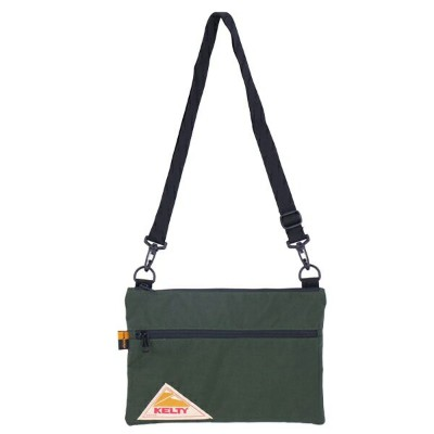 KELTY(ケルティ) VINTAGE FLAT POUCH SM Olive 2592214