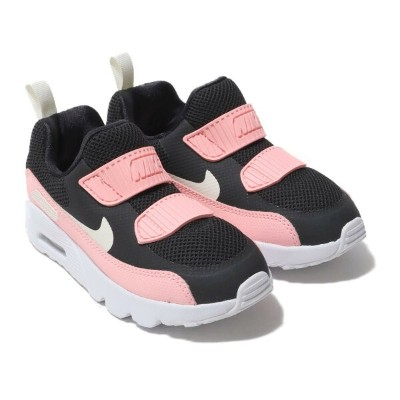 NIKE AIR MAX TINY 90 (PS)(ナイキ エア マックス タイニー 90 PS)BLACK/PALE IVORY-PINK TINT-WHITE【キッズ スニーカー】19FA-I