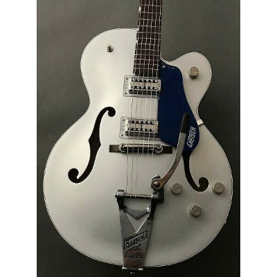 Gretsch G6118T Players Edition Anniversary with String-Thru Bigsby (#JT18114704) 2-Tone Iridium...