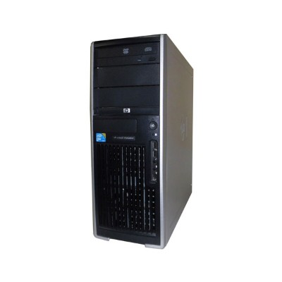 Windows7 Pro 32bit 中古ワークステーション HP WorkStation XW4600 RV724AV Core2Duo E8500 3.16GHz 4GB 250GB DVD...