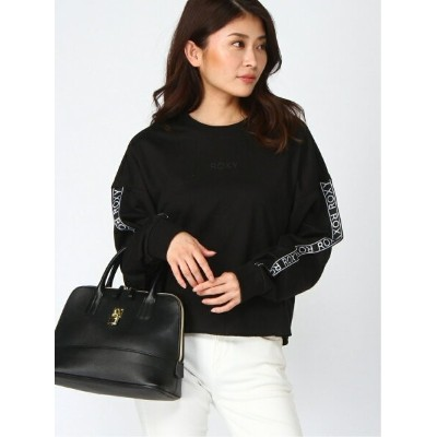 【SALE/50%OFF】ROXY (W)BACK AND FORTH ロキシー カットソー Tシャツ ブラック グリーン イエロー ホワイト