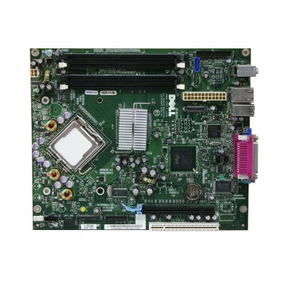 0PY423 DELL OptiPlex GX620 SFF用 マザーボード Intel 945G Express/LGA775【中古】