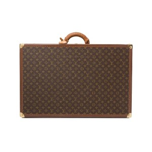 Louis Vuitton Pre-Owned Alter 75 ハードケース トランク - ブラウン