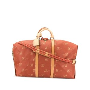 Louis Vuitton Pre-Owned ルイ ヴィトン カップ 95 カブール ボストンバッグ - ブラウン