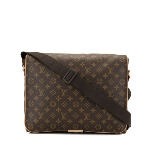 Louis Vuitton Pre-Owned Abbesses メッセンジャーバッグ - ブラウン
