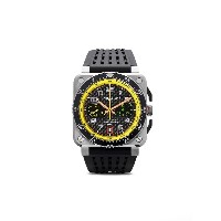 Bell & Ross BR 03-94 R.S.19 スチール 42mm - MULTICOLOURED (BLACK, GREY,