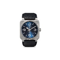 Bell & Ross BR 03-92 ブルー スチール 42mm - Blue and grey