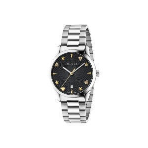 Gucci G-Timeless 腕時計 38mm - メタリック