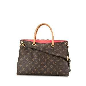 Louis Vuitton Pre-Owned Pallas ショルダーバッグ - ブラウン