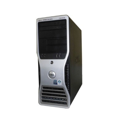 DELL PRECISION T3400 WindowsXP 中古ワークステーション Core2Duo E8400 3.0GHz 4GB 500GB DVDマルチ Quadro 2000