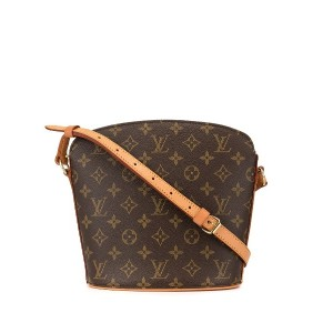 Louis Vuitton Pre-Owned Drouot ショルダーバッグ - ブラウン