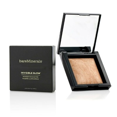 BareMinerals Invisible Glow Powder Highlighter - Tan ベアミネラル Invisible Glow Powder Highlighter - Tan...