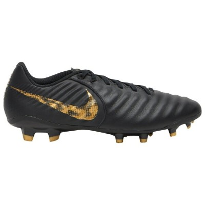 ナイキ Nike メンズ サッカー シューズ・靴【tiempo legend 7 academy fg】Black/Metallic Vivid Gold Black Lux