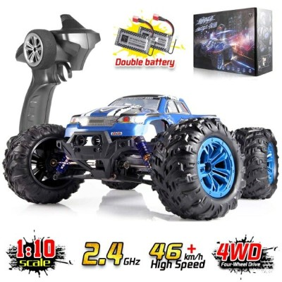 RCカー オフロードラジコンカー Soyee RC Cars 1:10 Scale RTR 46km/h High Speed Remote Control Car All Terrain...