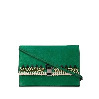 Proenza Schouler Suede Crochet Small Lunch Bag - グリーン