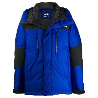 The North Face Himalayan Windstopper coat - ブルー