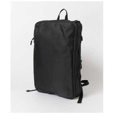 URBAN RESEARCH afecta×URBANRESEARCHFREQUENTUSEBAGPACK3 アーバンリサーチ バッグ リュック/バックパック ブラック【送料無料】