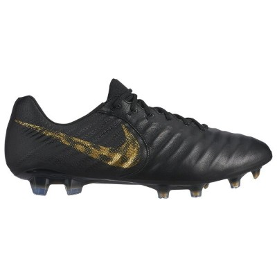 ナイキ Nike メンズ サッカー シューズ・靴【tiempo legend 7 elite fg】Black/Metallic Gold Black Lux