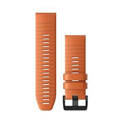 ガーミン(GARMIN) QuickFit F6 26mm Ember Orange 010-12864-11 (0101286411)