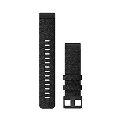 ガーミン(GARMIN) QuickFit F6 22mm Black Nylon 010-12863-17 (0101286317)