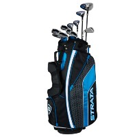 Callaway Strata Ultimate 16pcs Package Set【ゴルフ ゴルフクラブ>☆アイアン(3-Pw)☆】