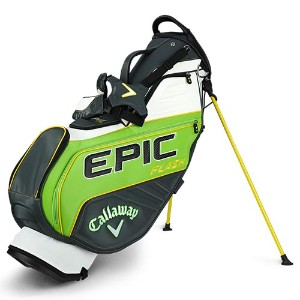 Callaway Epic Flash Staff Double Strap Stand Bag キャディバッグ 【ゴルフ バッグ>スタンドバッグ】