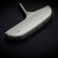 Kronos Golf Anchor Raw Stainless Steel Putter【ゴルフ ゴルフクラブ>パター】