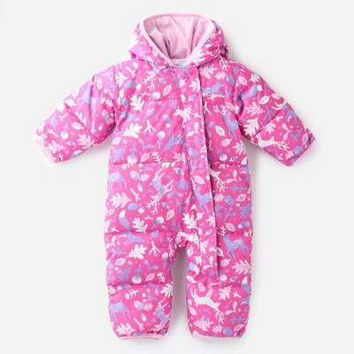 Columbia(コロンビア) SNUGGLY BUNNY BUNTING(スナッグリー バニー バンティング) kid's 6M〜12M(70) 700(PINK ICE REINDE)...