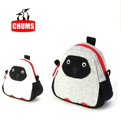 CHUMS チャムス ポーチ Booby Pouch Sweat ブービーポーチスウェット CH60-2189 【雑貨】キッズ ケース ギフト 【メール便・代引き不可】
