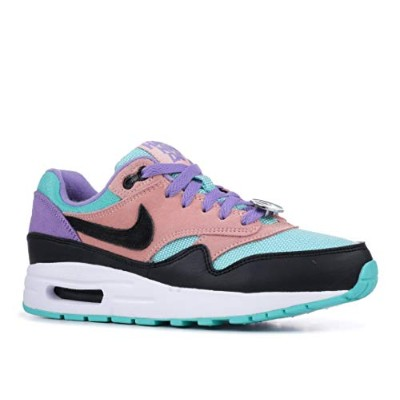 Nike Air Max 1 NK Day GS [AT8131-001] Kids Casual Shoes Black/Anthracite/US 6.5Y