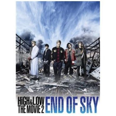 DVD  HiGH & LOW THE MOVIE 2〜END OF SKY〜(2DVD)