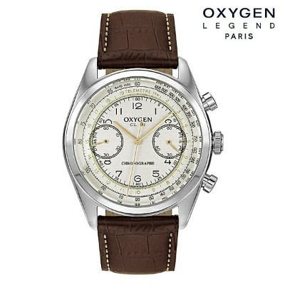 オキシゲン Oxygen Sport Legend Chrono 41 L-CH-FAN-41 正規品 腕時計