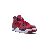 Nike Kids Air Jordan 4 Retro GS スニーカー - レッド