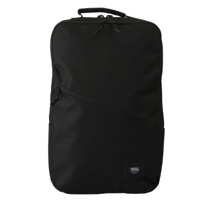 【VANSウェア】Full-Fledged Square Daypack ヴァンズ バックパック VFF19-MB02 BLACK
