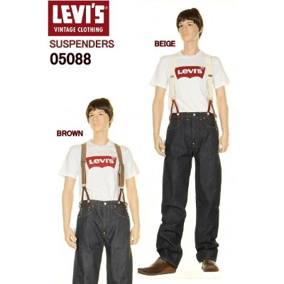 1890 501XX 専用サスペンダー 米国製201XX リーバイス ヴィンテージ クロージング LEVIS VINTAGE CLOTHING JEANS【LEVIS SUSPENDER WITH...