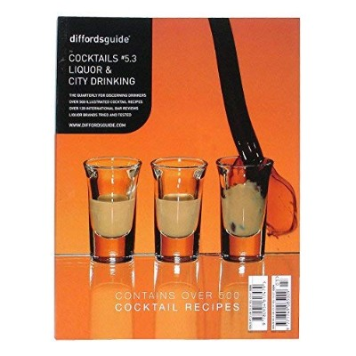 Diffords Guide to Cocktails Liquor and City Drinking #5.3