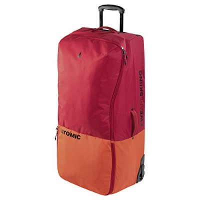 ATOMIC(アトミック) スキーバッグ・ブーツバッグ BAG TROLLEY (トローリー) 90L Red/BRIGHT RED AL5037610