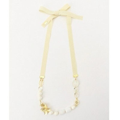 CRYSTAL STONE NECKLACE ネックレス/トッカ(TOCCA)