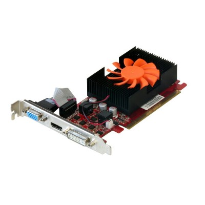Palit Microsystems GeForce GT 430 1GB VGA/HDMI/DVI PCI Express x16 NEAT4300HD01-1081F【中古】