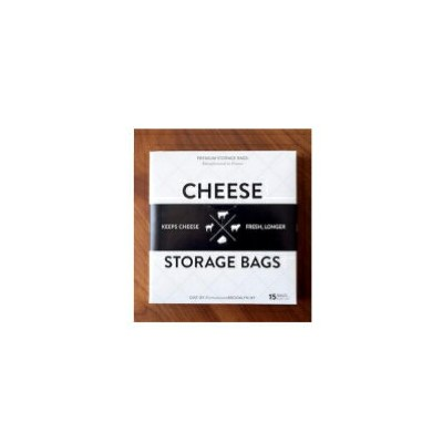 CHEESE STORAGE BAG チーズストレージバッグ 15枚入り 3個セット